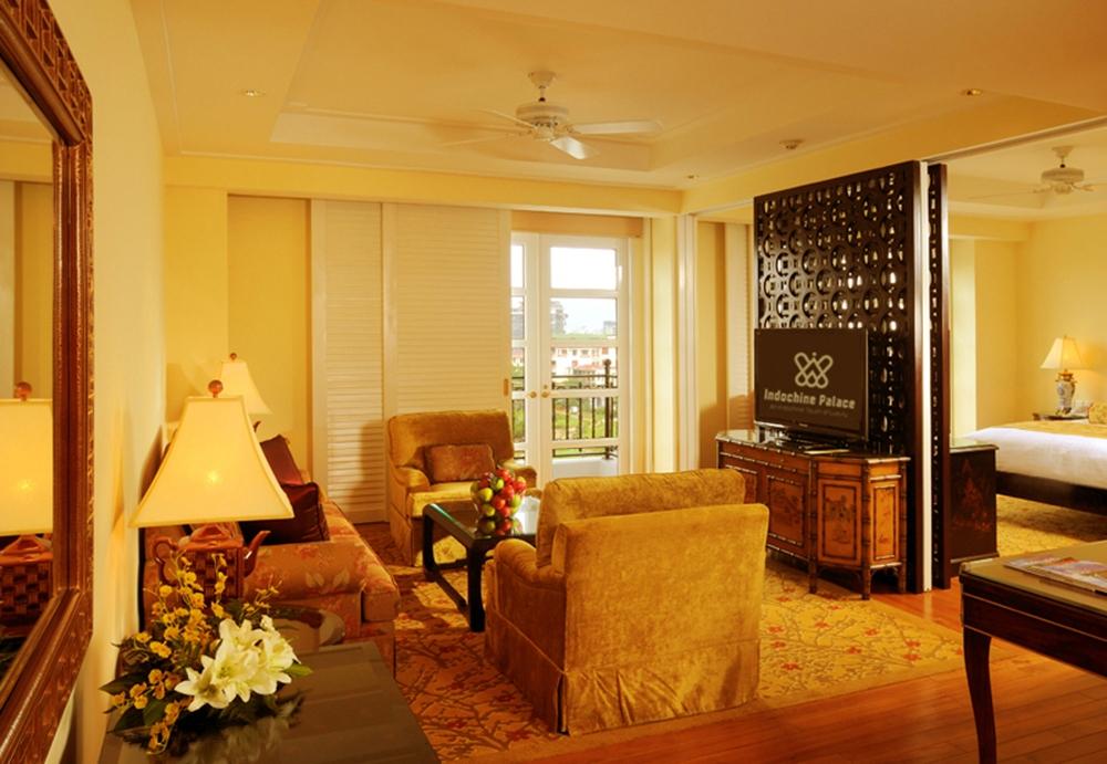 Indochine Suite One Bedroom