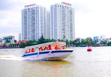 Cu Chi Tunnel Waterway Trip (Boat & Bus)