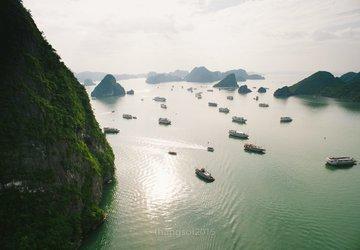 Muslim Travelers-5 Days 4 Nights Hanoi- Halong- Hoa Lu Special Package Tour