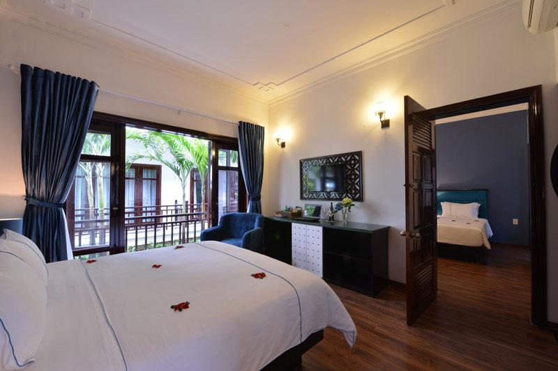 Villa Connecting Room