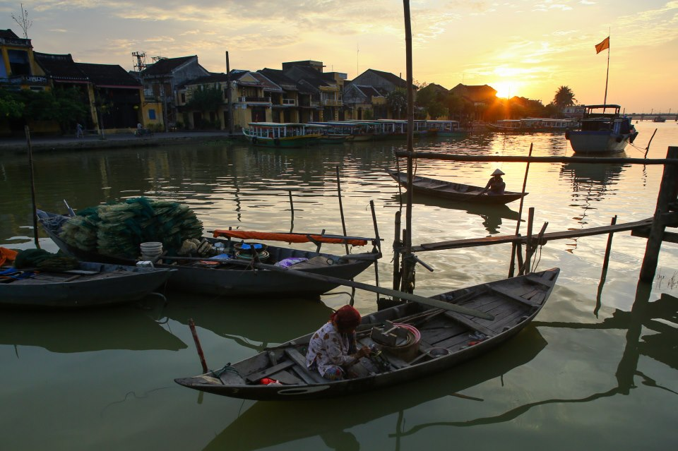 Getting Around Hoi An